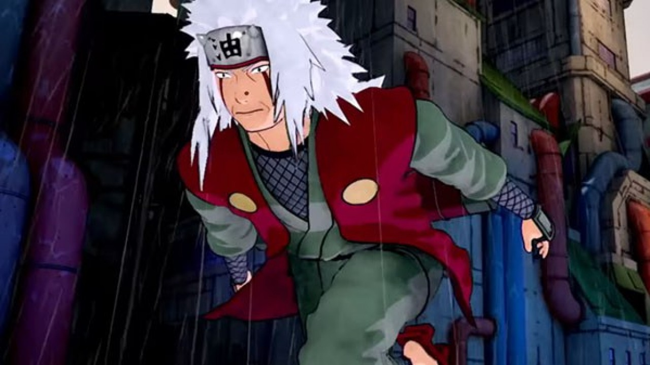 Jiraiya, the Toad Sage, is now available as a DLC Master in