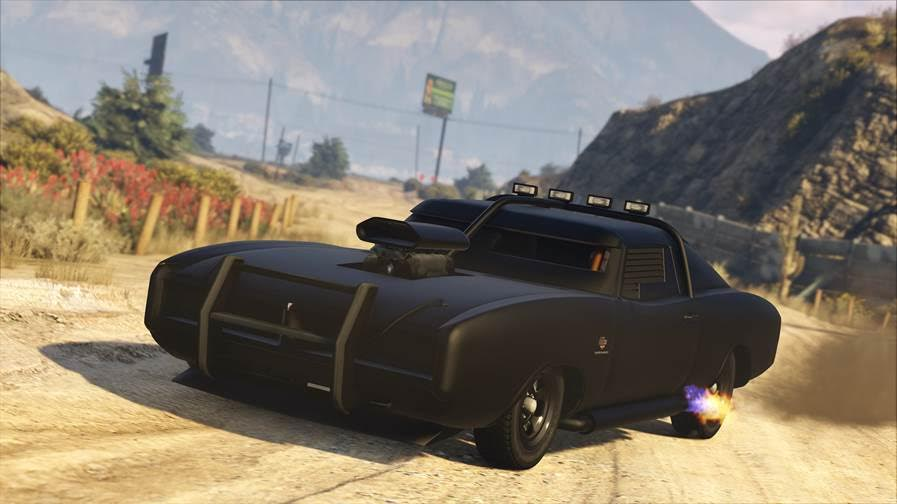 GTA 5 cheats: How to spawn vehicles and change world effects