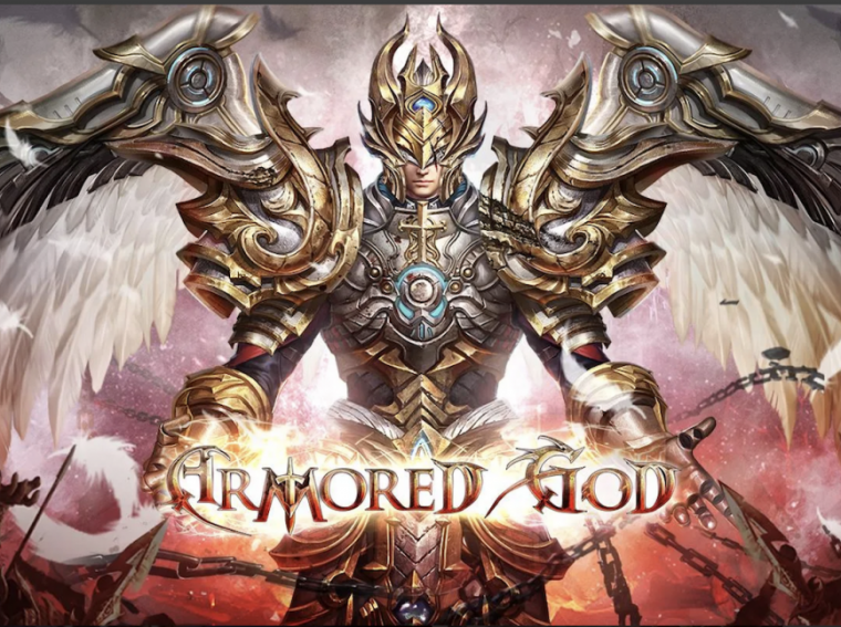 Armored God is a brand new MMORPG that launched last week